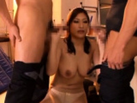 Girl on fire needs the big asian weenie in her vag